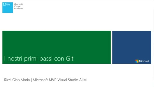 Introduzione a Git - Video 1