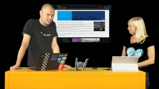 News Show #9: Technical Summit 2014, SCU14, Windows 8.1, Windows Phone 8.1 Dev Prev, OneDrive...