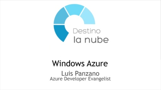 Destino la nube. Windows Azure: Planes de futuro