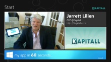My App in 60 Seconds: Kapitall