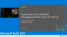 Supercharge your JavaScript debugging workflow with Visual Studio Code