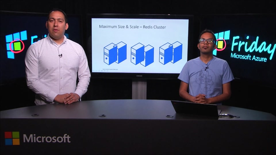 Increase performance through Redis Cluster in Azure Redis Cache