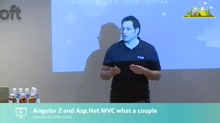 Angular 2 and Asp.Net MVC what a couple