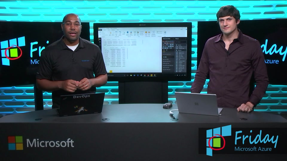 Azure Analysis Services: Desktop Power BI to the Cloud