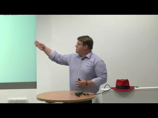 Red Hat on Azure Dublin - James Read