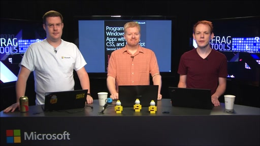 Defrag Tools #111 - Programming Windows Store Apps with HTML, CSS and JavaScript Part 1