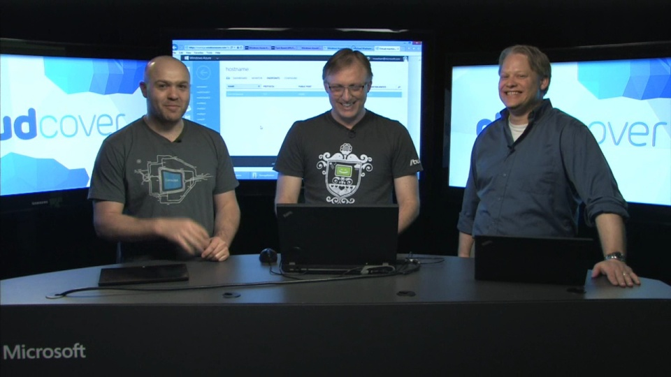 Episode 105 - General Availability of Windows Azure Infrastructure as a Service (IaaS)