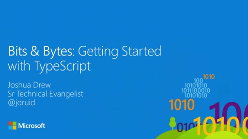 Bits and Bytes: Getting Started with TypeScript
