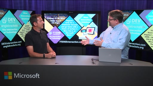 Robert Green Gets the Most from Visual Studio at DEVintersection Fall Count Down Show #6 (Teaser)