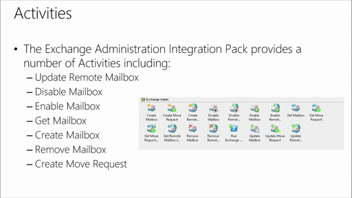 Automate Workloads with System Center Orchestrator: (06) Automating Exchange Administration with Orchestrator