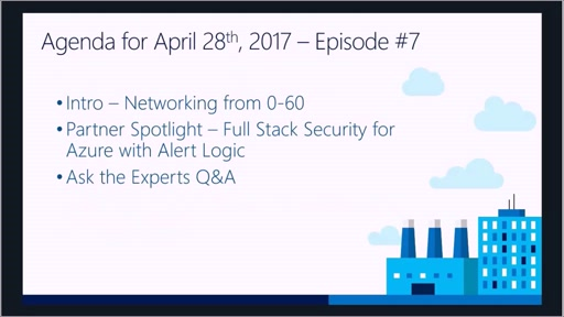 Microsoft Networking Academy 4/28/2017