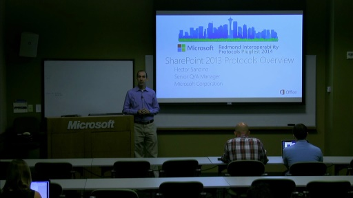 SharePoint Protocol Overview