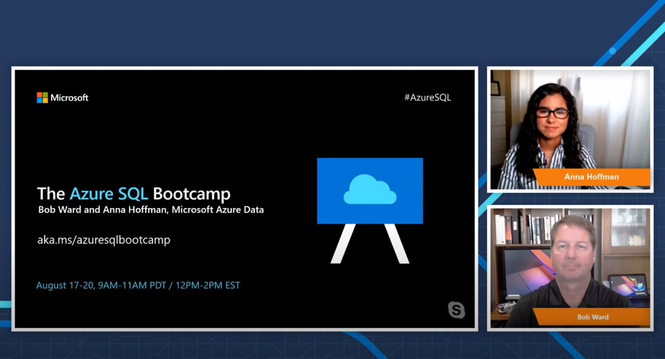 Create Solutions with Azure SQL and Get Your Questions Answered | Azure SQL Bootcamp (Session 4)