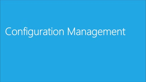 Configuration Management | What is Configuration Management?