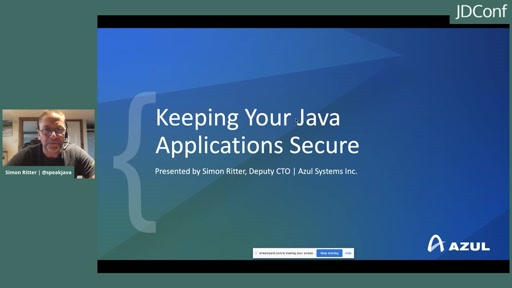 Keeping Your Java Applications Secure