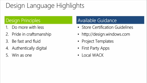 Windows Store App Development Essentials with C# Refresh: (01) Building Windows Store Apps with XAML, Part 1