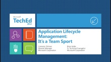 Application Lifecycle Management(ALM): It's a Team Sport
