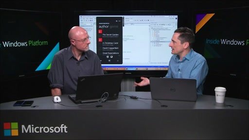 Inside Windows Platform | Going from Windows Phone Silverlight to Windows RT XAML