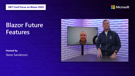 Blazor Future Features
