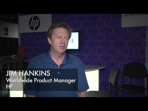 BUILD Expo: HP on Windows Server 8