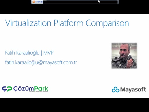 Virtualization Platform Comparison