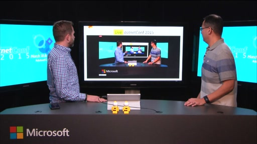 """Wrap up and Day 2 Highlights: """"...all with the power of .NET."""""""