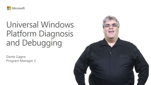 Universal Windows Apps: Debugging and Profiling