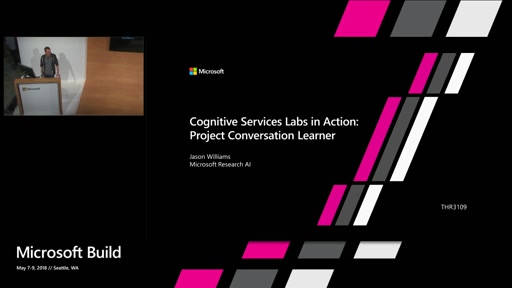 Cognitive Services Labs in action -  Project Conversation Learner