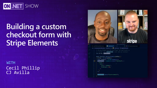 Building a custom checkout form with Stripe Elements