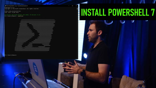 How to install PowerShell 7