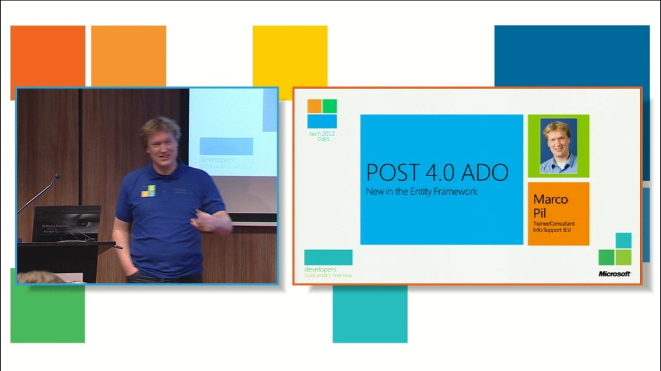 Post 4.0 ADO.NET