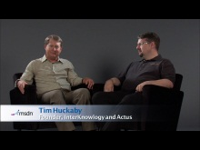 Bytes by MSDN: Richard Campbell and Tim Huckaby discuss Hybrid Cloud environments