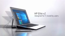 HP Elite x2: Designed for IT, loved by users