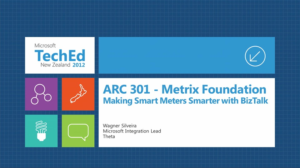 Metrix Foundation - Making Smart Meters Smarter with BizTalk