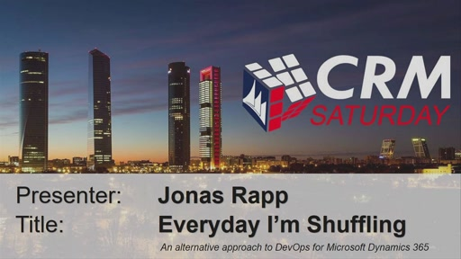 Everyday I´m Shuffling (An alternative approach to DevOps for Microsoft Dynamics 365)