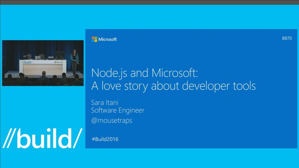 Node js Tools for Visual Studio: Getting Started | Visual Studio