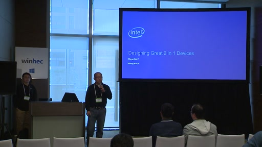 Designing Great 2in1 Devices using Intel® Core™ M Processor Technology (Presented by Intel®)