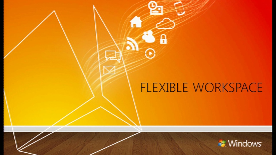 The Flexible Workspace