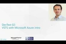 DevTest 02: Visual Studio Team Services and Microsoft Azure introduction