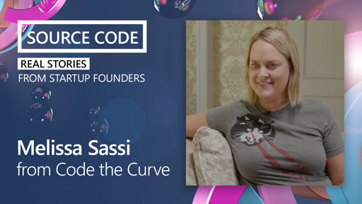Melissa Sassi from Code the Curve