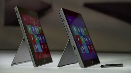 B-roll: Microsoft Surface Pro Is Here