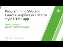 Programming SVG and canvas graphics in a Metro style app based on HTML5
