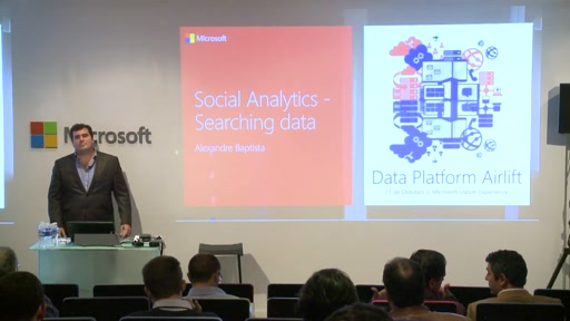 Social Analytics: Searching Relevant Data