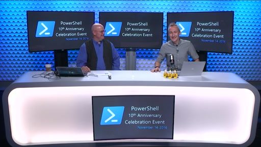 PowerShell 10th Anniversary Celebration Kickoff