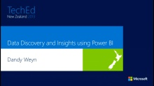 Data Discovery and Insights using Power BI