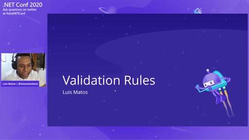 Validation Rules for Xamarin