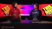 TWC9: .Net Fringe, DockerCon, New Visual Studio Installation, Edge Battery Power and more...