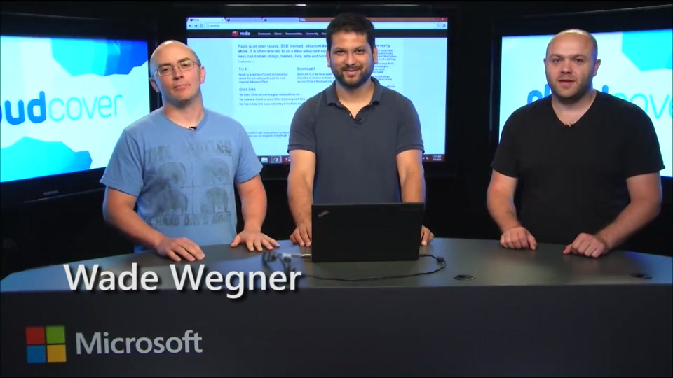 Episode 147: Azure Redis Cache with Saurabh Pant and Wade Wegner