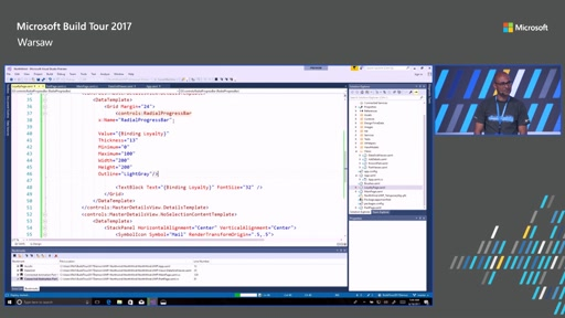 Building PC apps with UWP