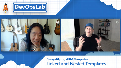 ARM Series #8: Linked and Nested Templates